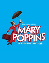 Mary Poppins Color Logo
