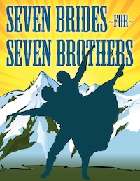 Seven Brides Color Logo